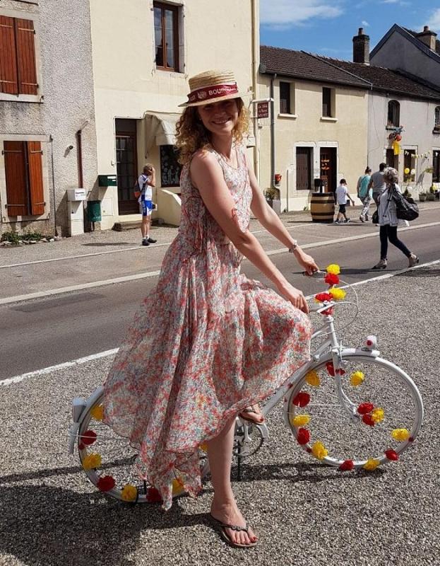 Photo de Natalia / Réf. 91291 / Agence Amélie
