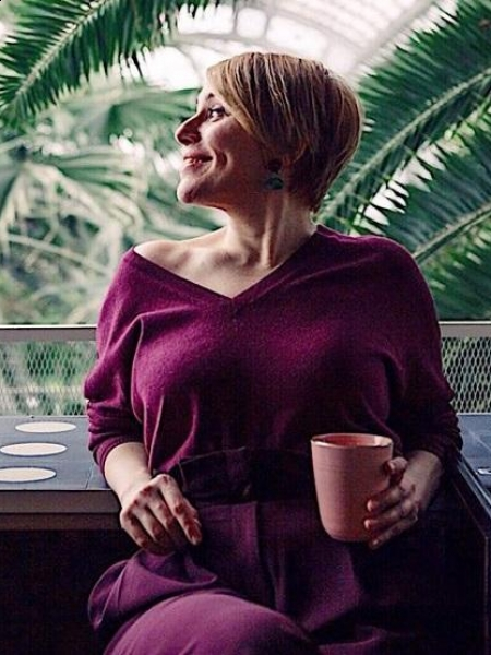 Svetlana / Réf. 91512 / Adhérente Agence Amélie