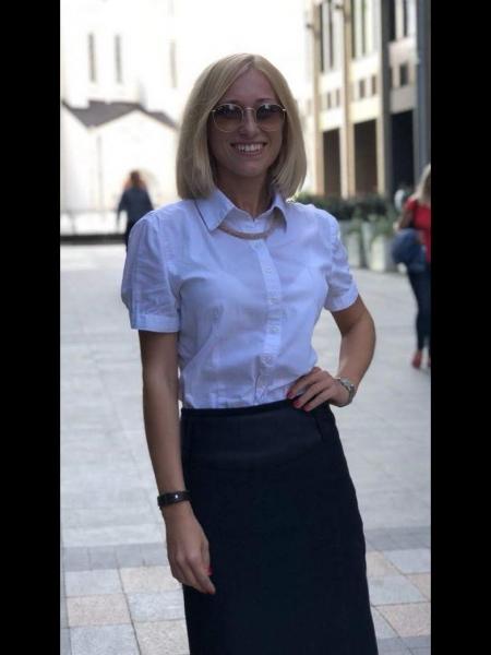 Tatiana (Bruxelles et Gent) / Réf. 91785 / Adhérente Agence Amélie