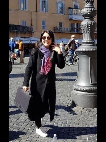 Jyldyza (Rome) / Réf. 91786 / Adhérente Agence Amélie