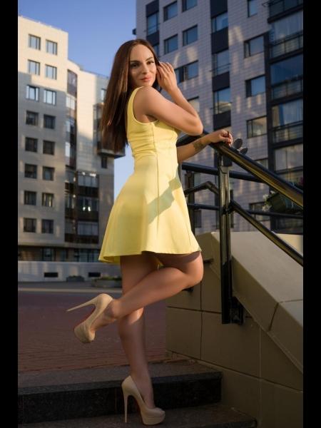 Yulia / Réf. 630898 / Adhérente Agence Amélie