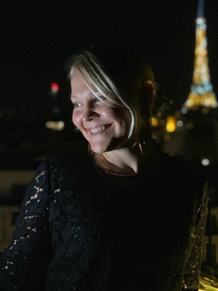 Tatiana (Paris) / Réf. 92006 / Adhérente Agence Amélie