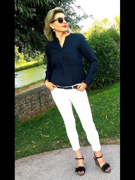 Yulia (Strasbourg) / Réf. 92219 / Adhérente Agence Amélie