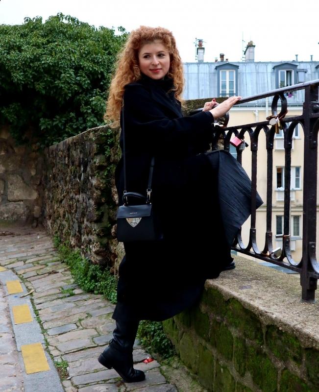 Photo de Vera (Paris) / Réf. 92246 / Agence Amélie