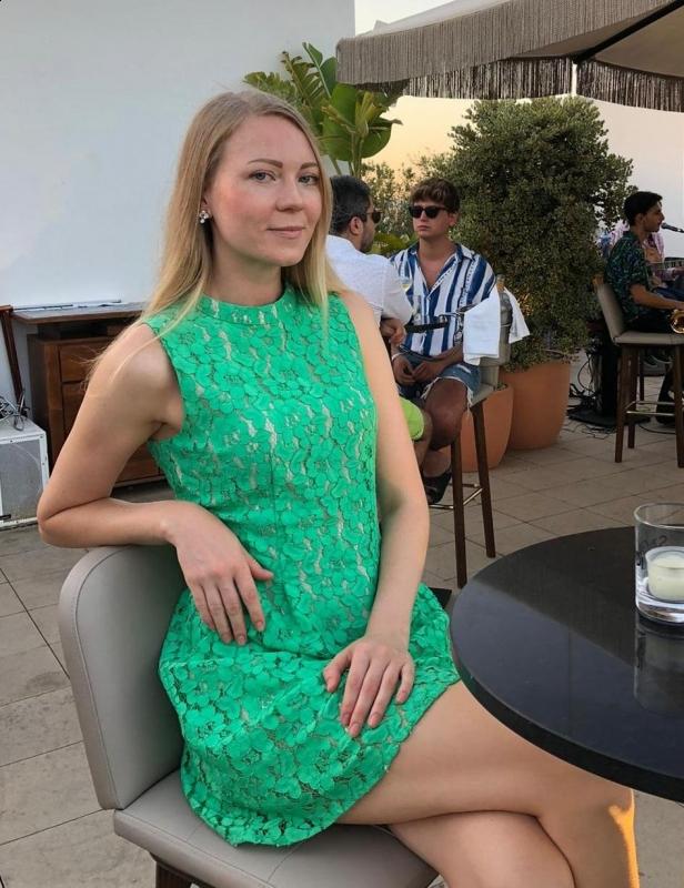 Photo de Liubov (Espagne) / Réf. 92300 / Agence Amélie