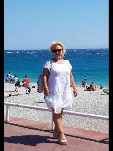 Irina (Sion) / Réf. 92384 / Adhérente Agence Amélie