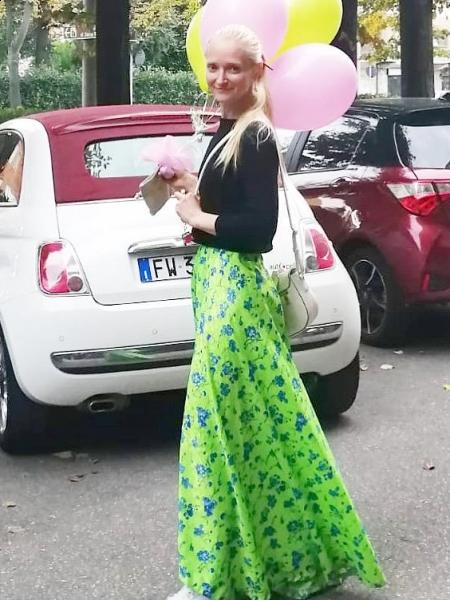 Yulia (Italie) / Réf. 71700 / Adhérente Agence Amélie