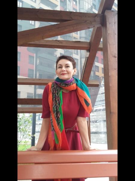 Inna / Réf. 9912 / Adhérente Agence Amélie